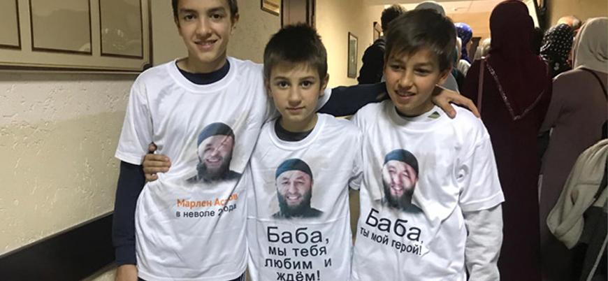 Babaları Rusya tarafından alıkonulan 177 Kırım Tatar çocuk babasız büyüyor