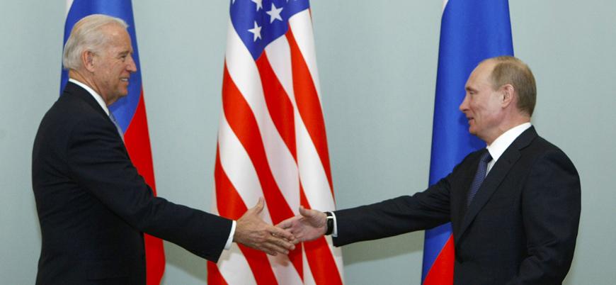 Putin'den ABD Başkanı seçilen Biden'a tebrik
