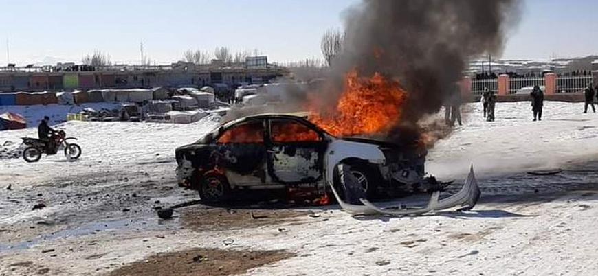 Afganistan'da il meclis başkanı yardımcısına bombalı suikast