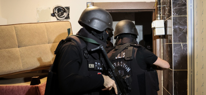 İstanbul'un 9 ilçesinde 'IŞİD' operasyonu