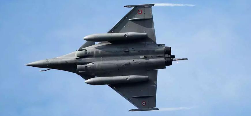 Yunanistan, Fransa'dan sipariş ettiği Rafale savaş uçaklarını 2021'de teslim alacak