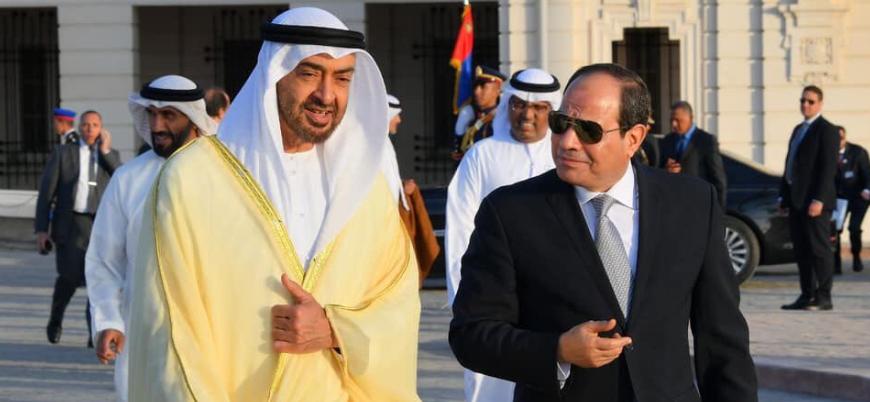 Sisi BAE Veliaht Prensi Muhammed bin Zayid ile görüşecek