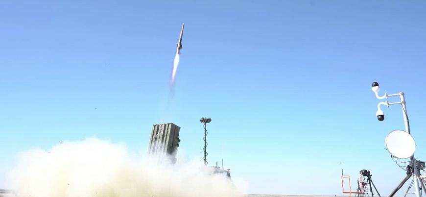 Türkiye'nin hava savunma sistemi HİSAR-A +'nın son testi yapıldı