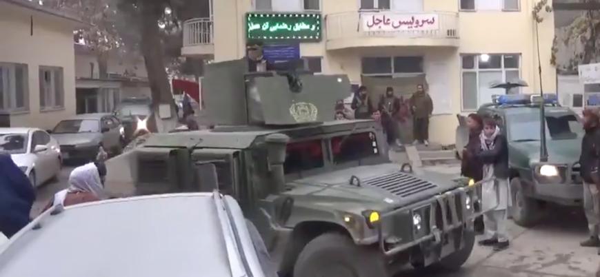 Afganistan'da Taliban saldırısı: 13 polis öldü