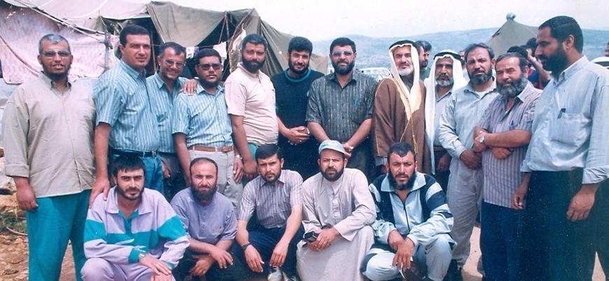 Filistin Merc el Zuhur Sürgünü'nün 28'inci yıl dönümü