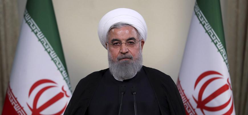 İran Cumhurbaşkanı Ruhani: ABD'nin yaptırımları kaldıracağından eminim
