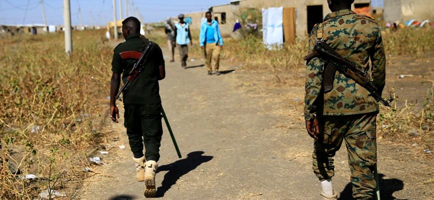 Etiyopya ile Sudan arasında askeri gerilim