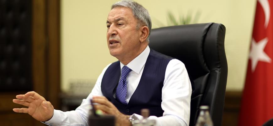 Savunma Bakanı Akar'dan S-400 ve F-35 açıklamaları