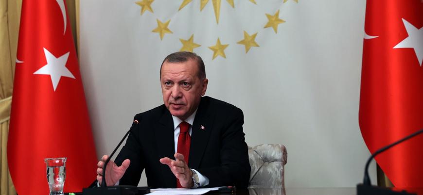 Erdoğan: Geleceğimizi AB ile tasavvur ediyoruz, tam üyelikten vazgeçmedik