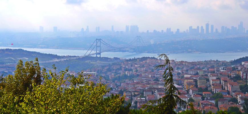 İstanbul'da 100 yıl içerisinde deniz 20 santim yükseldi