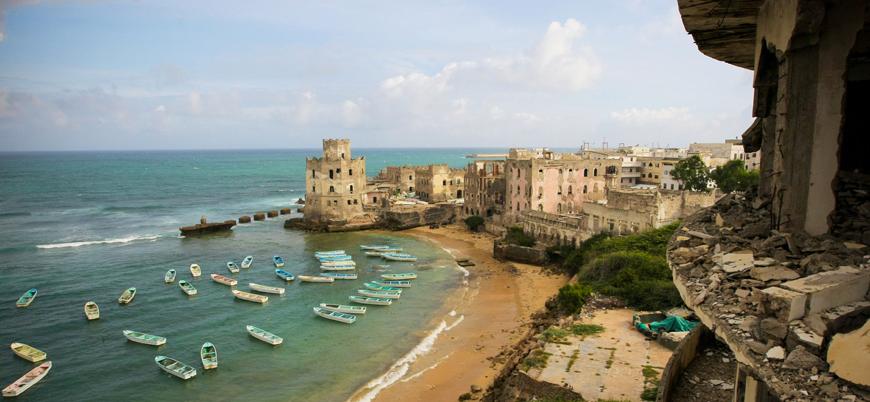 """""""Mısır Somali'nin başkenti Mogadişu'da askeri üs kurmak istiyor"""""""
