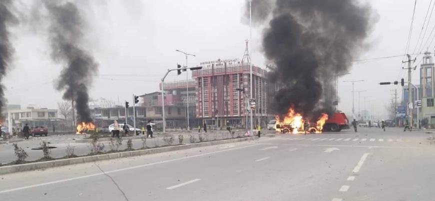 Kabil'de milletvekili konvoyuna bombalı saldırı: 9 ölü