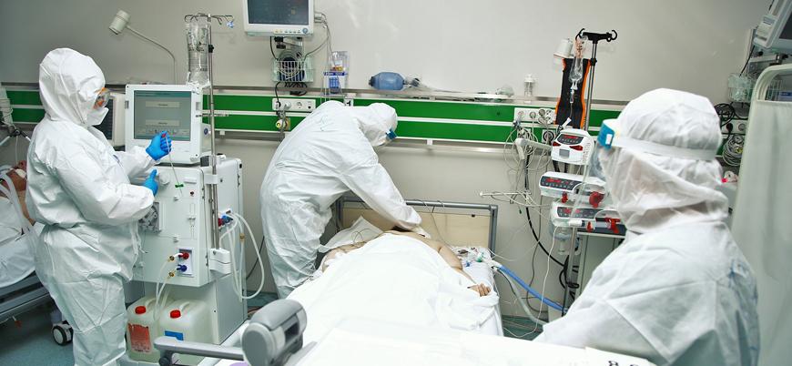 Türkiye'de koronavirüs: 164 vefat, 5 bin 862 vaka