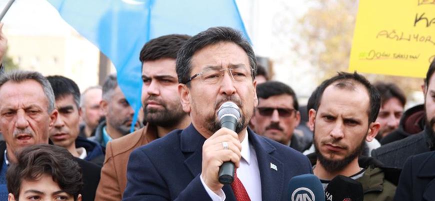 Uygur Türkleri, Doğu Perinçek hakkında suç duyurusunda bulunacak
