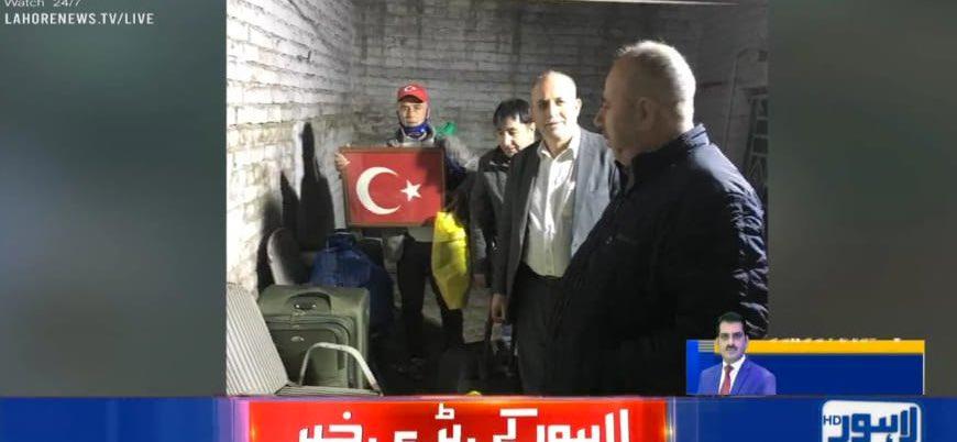 Pakistan'da Türk şirketlerine gece baskını