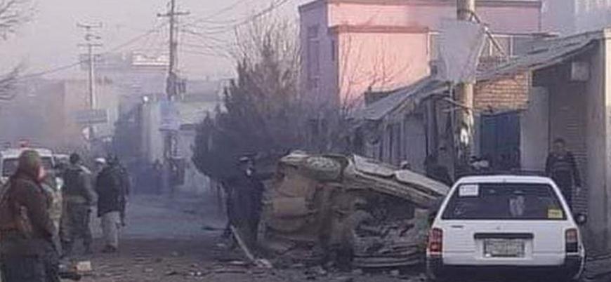 Afganistan'ın başkenti Kabil güne patlamalarla uyandı