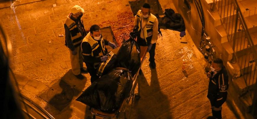 İsrail askerleri Kudüs'te Filistinli bir genci öldürdü