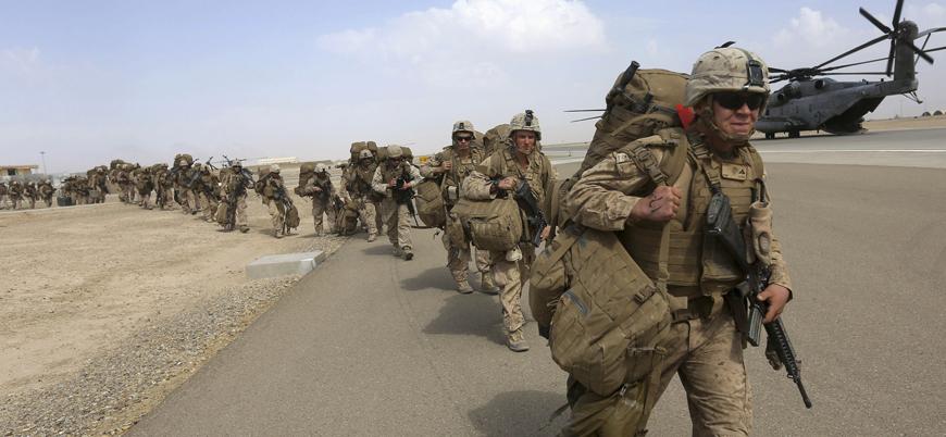 ABD'nin Afganistan'daki asker sayısı ilk kez NATO'nun gerisinde kaldı