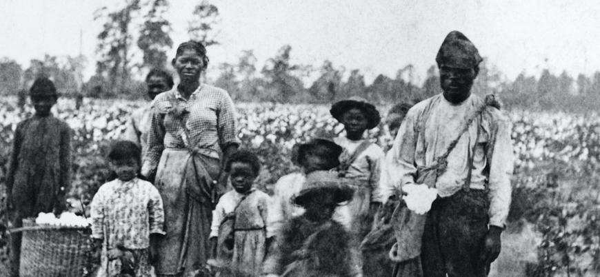 Batı'da köleciliğin kanunları