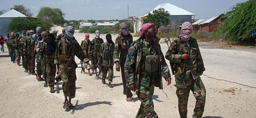 Eş Şebab'ın 'Somali haritası'
