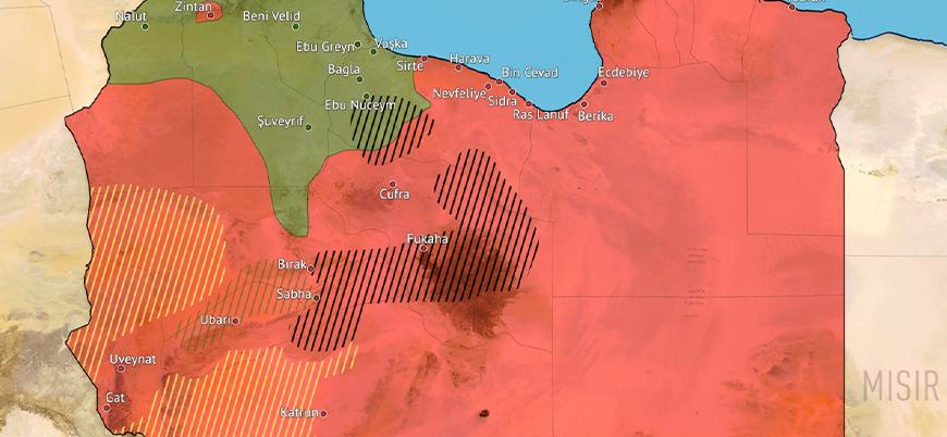 Libya'da son durum (Aralık 2020)