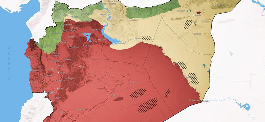 Suriye'de son durum (Aralık 2020)