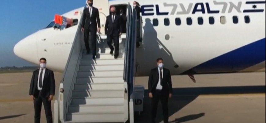 Cezayir ve Tunus İsrail uçağına hava sahalarını kapattı