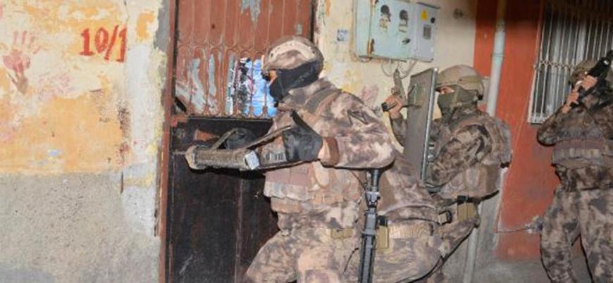 Adana'da 'IŞİD' operasyonu: 3 gözaltı
