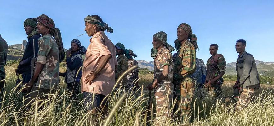 Etiyopya ile Sudan arasında çatışmalar sürüyor
