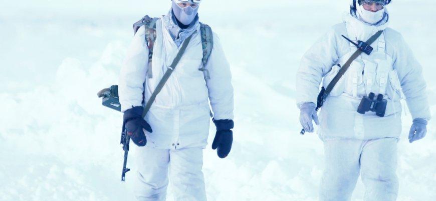 Rusya Kuzey Kutbu'ndaki silah test laboratuvarını yeniden aktif hale getirdi