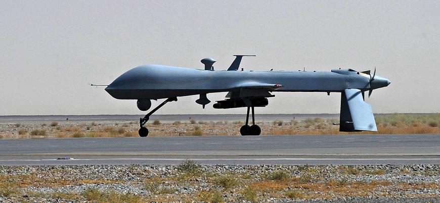 ABD'den Somali'de Eş Şebab'a hava saldırısı