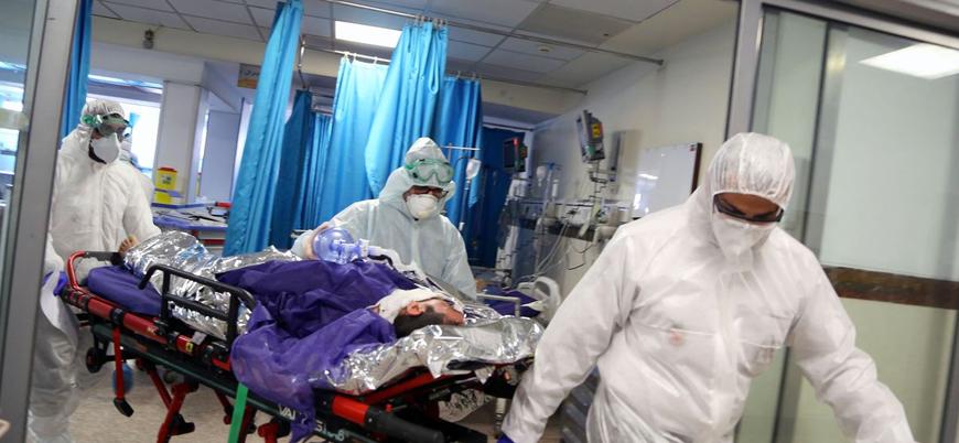 Türkiye'de koronavirüs: 174 vefat, 10 bin 220 vaka