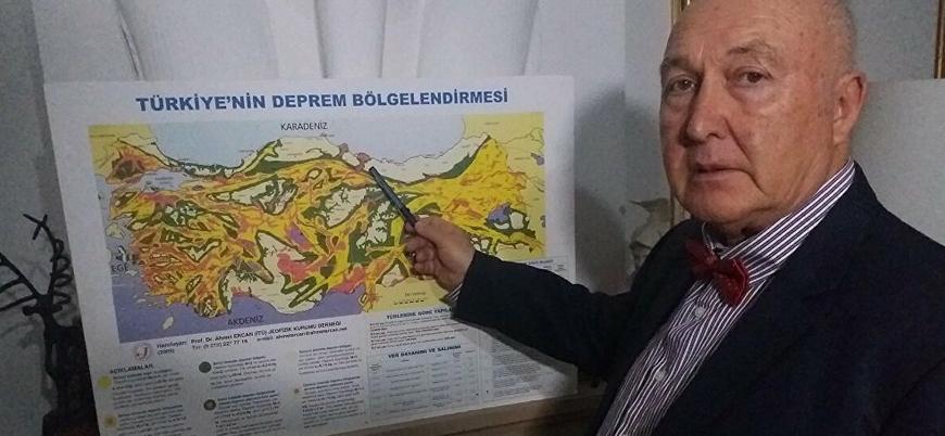 Prof. Ercan: Marmara depremi en erken 2045'te