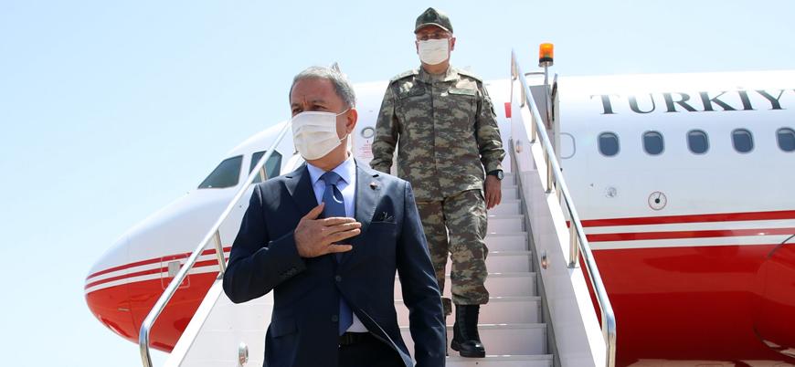 Savunma Bakanı Akar ve Genelkurmay Başkanı Güler Libya'ya gitti