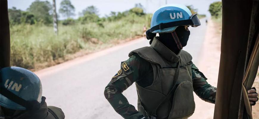 Orta Afrika'da BM Barış Gücü askerlerine saldırı