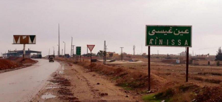 Ayn İsa'da gerilim yükseliyor: Türkiye destekli muhaliflerle YPG arasında çatışma