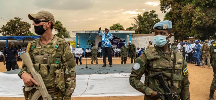 Rusya etkisi altındaki Orta Afrika Cumhuriyeti sandığa gidiyor