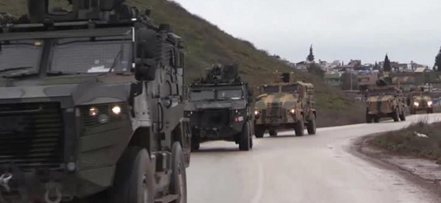 Türkiye'nin İdlib'e askeri sevkiyatları devam ediyor
