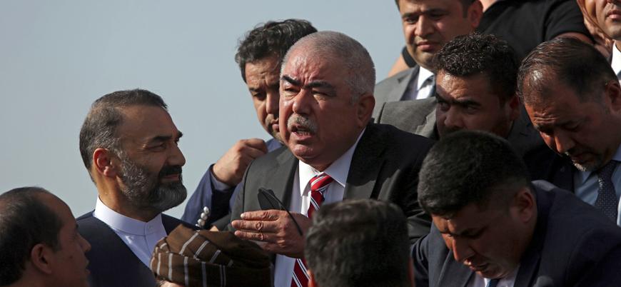 Dostum: Taliban seçimlere katılmalı