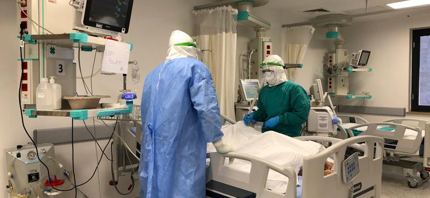 Türkiye'de koronavirüs: 254 can kaybı, 14 bin 205 yeni vaka