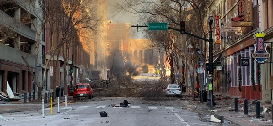 ABD'deki bombalı araç saldırısının faili belli oldu
