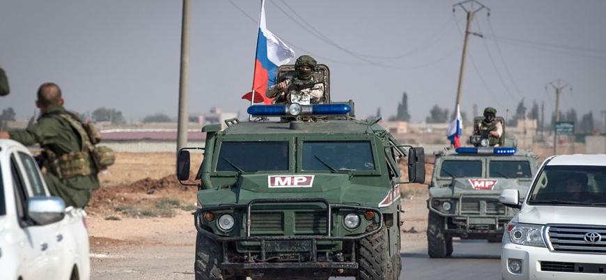 Rusya YPG'ye destek için Ayn İsa'ya asker sevk ediyor