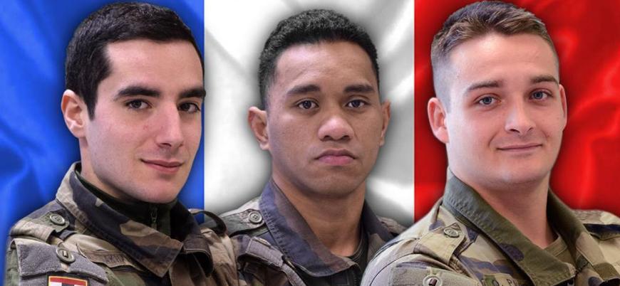 Mali'deki patlamada 3 Fransız askeri öldü