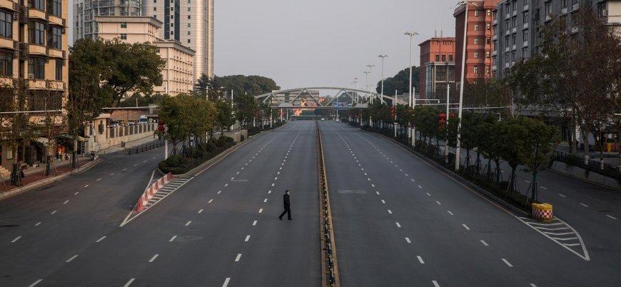 """""""Wuhan'da koronavirüs vaka sayısı resmi verilerin 10 katı olabilir"""""""