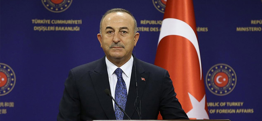 Dışişleri Bakanı Çavuşoğlu Mısırlı mevkidaşı Şukri ile görüştü