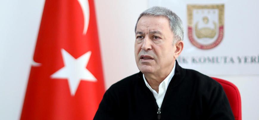 Hulusi Akar'dan Azerbaycan'a ziyaret