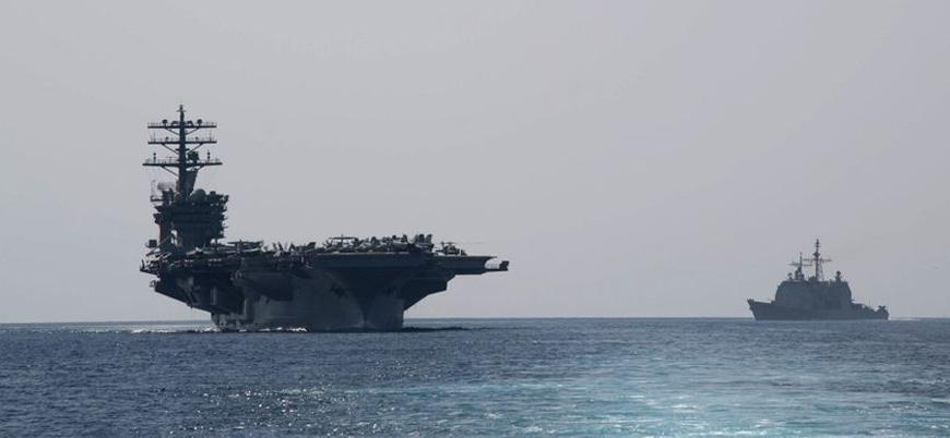 ABD, 'USS Nimitz' uçak gemisini Ortadoğu'dan çekiyor