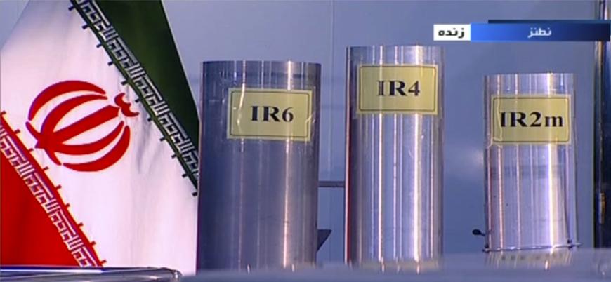 İran uranyum zenginleştirme oranını yüzde 20'ye çıkarıyor