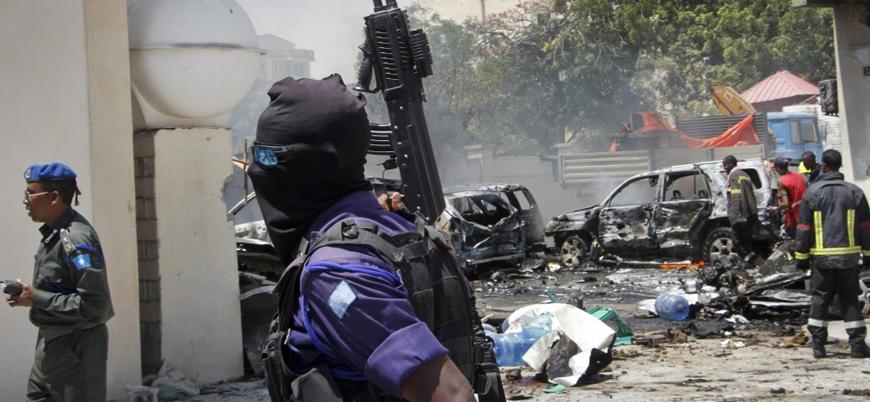 Somali'de Türk firmasına bombalı saldırı