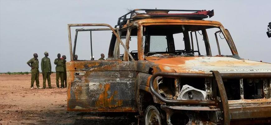Nijer'de sivillere yönelik saldırıda en az 70 kişi öldü